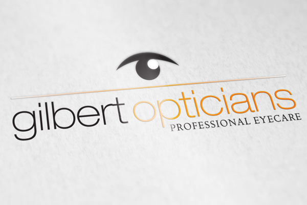 Business Logo Design - Gilbert Opticians Logo