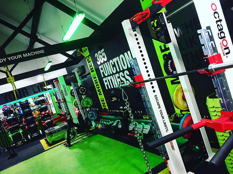 Signs - 365 Functional FItness 2