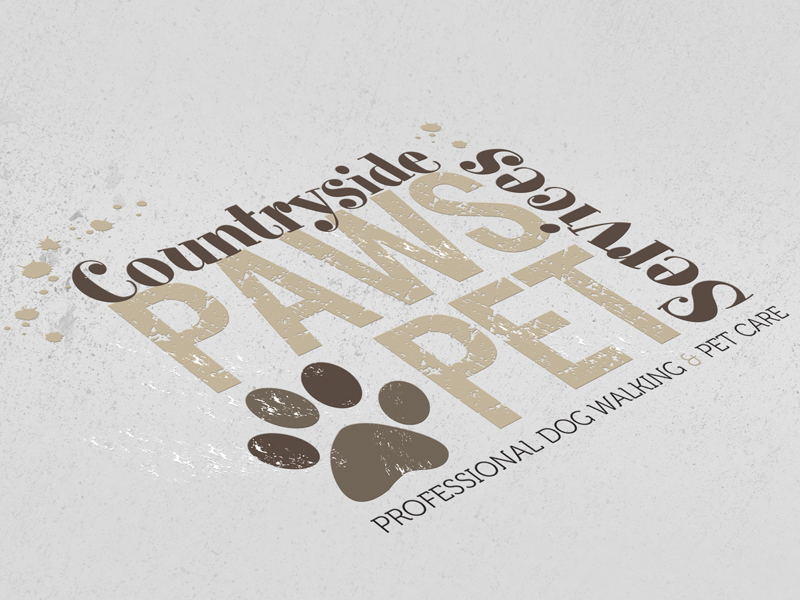 Logo Design - Countryside Pets Logo