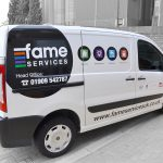 Vehicle Livery - Fame Fiat Side