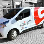 Vehicle Livery - South Electrical Traffic