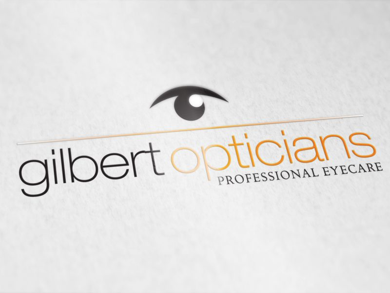 Logo Design - Gilbert Opticians